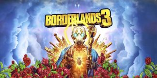 Borderlands 3 - Capa