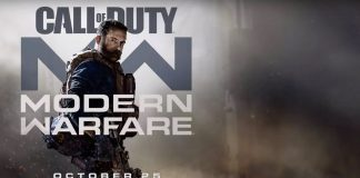 Call of Duty Modern Warfare - Outubro 25